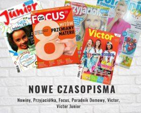 Nowe czasopisma