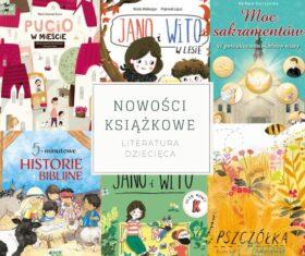 Nowości książkowe – czerwiec 2021